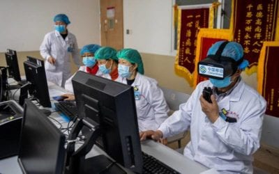 Coronavirus: critically ill Chinese patient saved by stem cell therapy, study says
