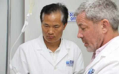 Chinese doctor claims breakthrough in coronavirus pandemic with stem cell injections – 100% success rate after treating nine patients